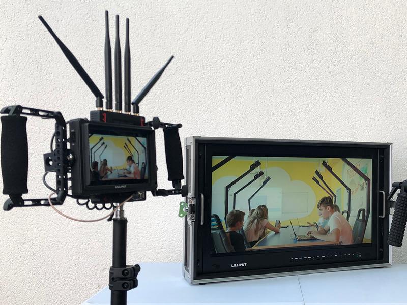 Monitor, Camera